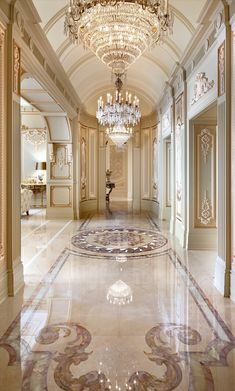 Luxury House Interior Design Tips And Inspiration Classic Interior, Luxury Interior Design, Luxury Home Decor, Interior Decorating, Interior Architecture, Baroque Architecture, Luxury Rooms, Interior Ideas, Dream Mansion