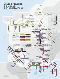 mappa-dei-vini-francesi At www.caranordceller.com we think this is a Fantastic map