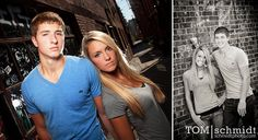 Would work for boy/girl twins. Senior Portrait Photographer Lee's Summit Missouri - Overland Park Area