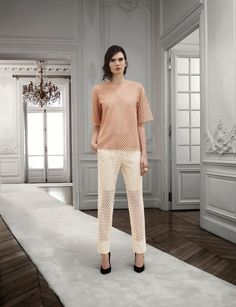 Chloé Pre-Fall 2013 - Review - Fashion Week - Runway, Fashion Shows and Collections - Vogue - Vogue