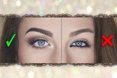 how-to-make-eyes-look-bigger-with-makeup-white-vs-black-eyeliner