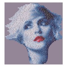 Debbie Harry ATOMIC By Mike Edwards: Category: Art Currency: GBP Price: GBP220.00 Retail Price: 220.00 Mike Edwards has created this image…