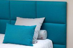 Záhlavie postele vyčaruje neopakovateľnú atmosféru vo Vašej spálni. #panel#zahlavie#detskaizba#spalna Bed Pillows, Pillow Cases, Home, Pillows, Ad Home, Homes, Haus, Houses