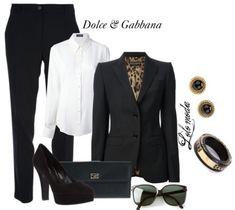 Camisa branca + terninho preto sem tédio. Você encontra lindas camisas brancas na www.estevamstore.com.br