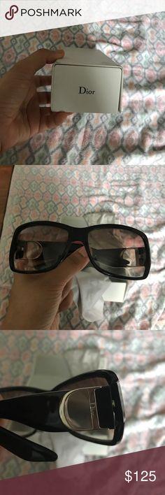 Dior Sunglasses / preowned / comes with box Dior Sunglasses, preowned comes with box Christian Dior Accessories Sunglasses