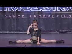 Kaycee Rice - Flawless (11 years old) - YouTube