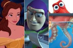 Can You Name All 75 of These Disney & Pixar Heroes? - Calling all good guys. - Quiz