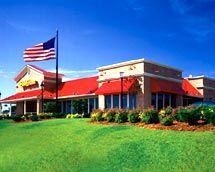 Bob Evans!  We don't have one anymore in our town, but love it when traveling and can find one....great food