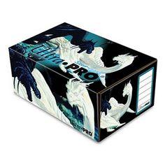 Scatola Porta Carte CIRULEO DRAGONS Ultra Pro Magic Carte Slot Box 700 carte