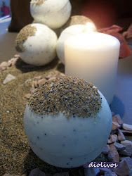 zen series - clay spa poppy soap..