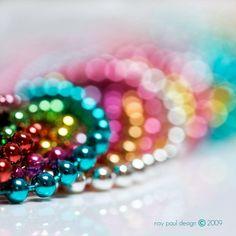 ballchain colourful by nandiamond.deviantart.com on @DeviantArt