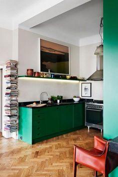 cocina-muebles-verdes-green-kitchen