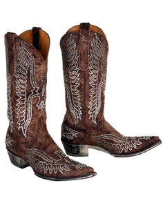 Women's Crystal Eagle Boot