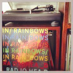 Radiohead - In Rainbows (2008)