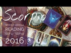 SCORPIO WEEKLY Oracle Reading for SEP 4 TO SEP 10, 2016 --- Xanadue Xzone
