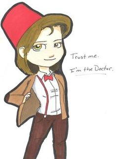 Female eleventh doctor