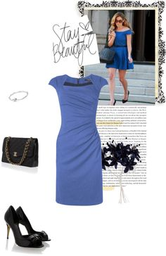 """The Perfect Wedding Guest Outfit"" by oliviastylist on Polyvore"