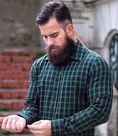 Claves para lucir la barba digna de un lumbersexual