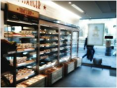 """From my trip to London - I like the food choice at """"Pret a Manger""""  (LW20)"""