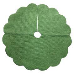 """Quilted Velvet Tree Skirt (48"""")"""