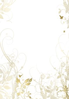 Soft Floral - Wedding Invitation Template (Free - Page 3 of 31 - Wedding Dream - Ivory Blank Wedding Invitation Templates, Modern Wedding Invitation Wording, Yellow Wedding Invitations, Wedding Invitation Background, Wedding Invitation Card Template, Wedding Background, Invitation Cards, Flower Background Wallpaper, Background Designs
