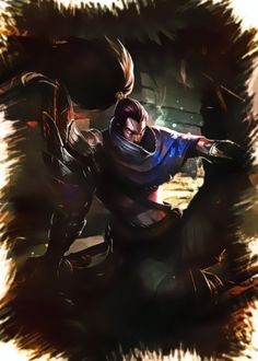 YASUO - League of Legends  YASUO - League of Legends Gallery quality print on thick 45cm / 32cm metal plate. Each Displate print verified by the Production Master. Signature and hologram added to the back of each plate for added authenticity & collectors value. Magnetic mounting system included.  EUR 41.00  Meer informatie