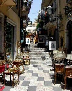 Taormina, Sicilia, Itália