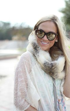winter fur neutrals