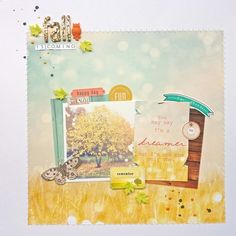 Fall is coming by Anke Kramer at @studio_calico