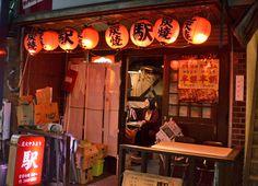 Isakaya in Shimokitazawa, Tokyo's coolest neighbourhood
