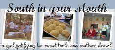 South in Your Mouth...Danish Wedding Cookies
