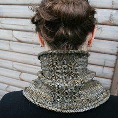 Ravelry: Ironbridge Cowl pattern by Louise Zass-Bangham