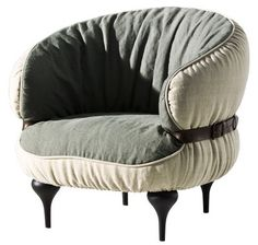 Fauteuil Chubby chic