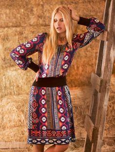 Burda Style Moda - Lejano Oeste