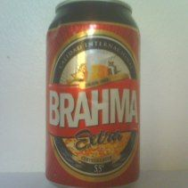 Brahma Extra, Creada en el año: 1888 Ingredientes: Agua, malta, cereales no malteados, lúpulo Graduación Alcohólica: 5 %