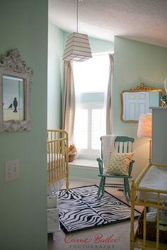 {HOPE*SMILING*BRIGHTLY}: My daughter's nursery. $300 Total!