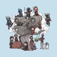 Base, Star Wars Art, Mandalorian, Goa, Kids Shirts, Geek Stuff, Stars, Artist, Geek Things