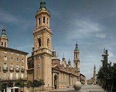 En #Instagram: Basílica del Pilar Zaragoza  #España #viaje #trip #amazing http://ift.tt/29PMTeO