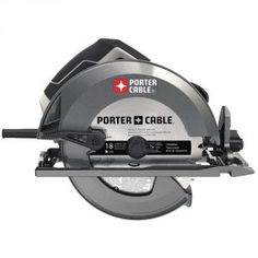 5. PORTE-CABLE PC15TCS 7-1/4 inch Heavy-Duty Circular Saws