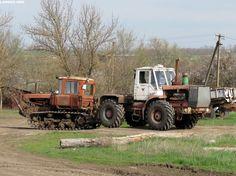 LANGEO.ORG: Т-150К и ДТ-75. Техпомощь.