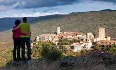 Seis+pueblos+con+encanto+de+Salamanca+para+enlazar+en+una+ruta Sierra, Grand Canyon, Dolores Park, Nature, Travel, Dress, Places To Travel, Spain Tourism, Natural Playgrounds