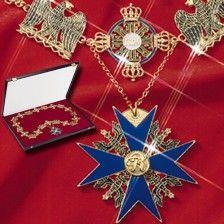 Ordenskette Preußen Schwarzer Adlerorden