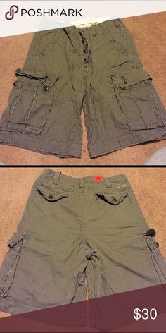 BRAND NEW Hollister Co. Shorts BRAND NEW Hollister Co. Shorts Hollister Shorts Cargo