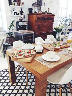 lauantaiaamun pizzakestit - lainahöyhenissä | Lily.fi