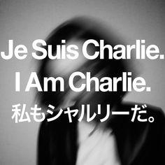 #Je Suis Charlie #jesuischarlie #Charlie Hebdo