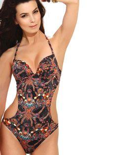 dad192a34bc82 Copacabana #Underwire Monokini Swimsuit Gel Cups - Sexy #Monokini  #bikini2016 White Monokini,