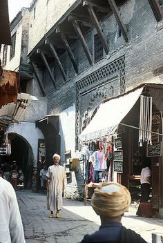 Fes, Medina street, Morocco - The streets of the medina, the most beautiful, the oldest and the most authentic ones of Morocco, stand to be a true labyrinth unchanged from the eighth century.