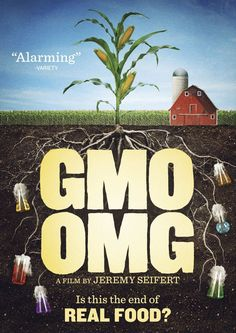 """""""Check Out 'GMO OMG' a Film on Genetic Engineering"""" Jeremy Seifert's new documentary film """"GMO OMG"""" provides a solid introduction to those new to the issues surrounding genetically modified food. Learn more about this insightful film, here: Is your sta Mundo Cruel, Gmo Facts, Genetically Modified Food, Mother Earth News, Instant Video, Documentary Film, Genetics, Along The Way, Organic Gardening"""
