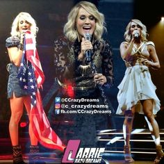Carrie last night in Dallas, TX. More photos added to the FB page. Link in BIO. #TheStorytellerTour #CarrieUnderwood #CountryMusic #CountryGirl #Dallas @carrieunderwood