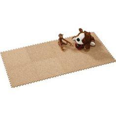 CBジャパン JOINT CORK MAT NEO(ジョイント コルク マット ネオ) 8pcs   Cork Floor Mat 8 Pieces (Amazon Japan)